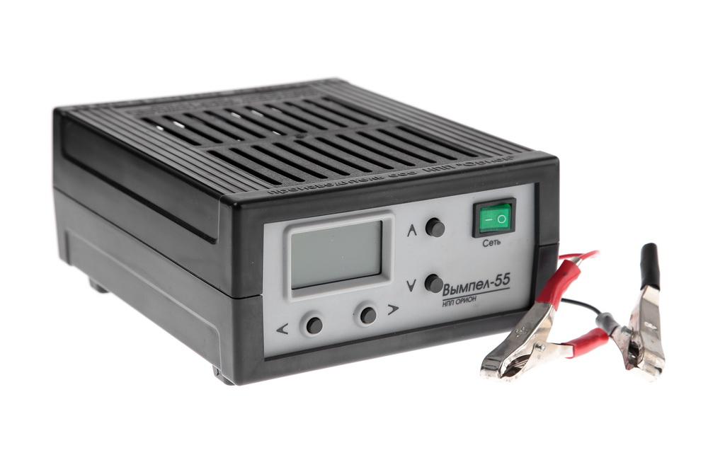 Зарядные и пуско-зарядные устройства