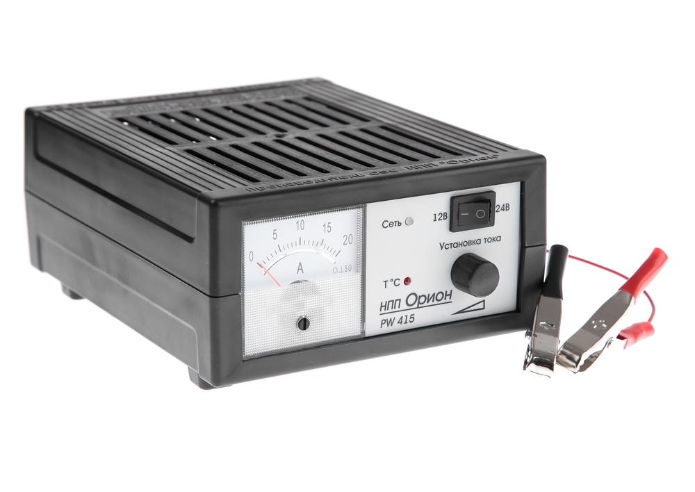 Pw415, Зарядное устройство