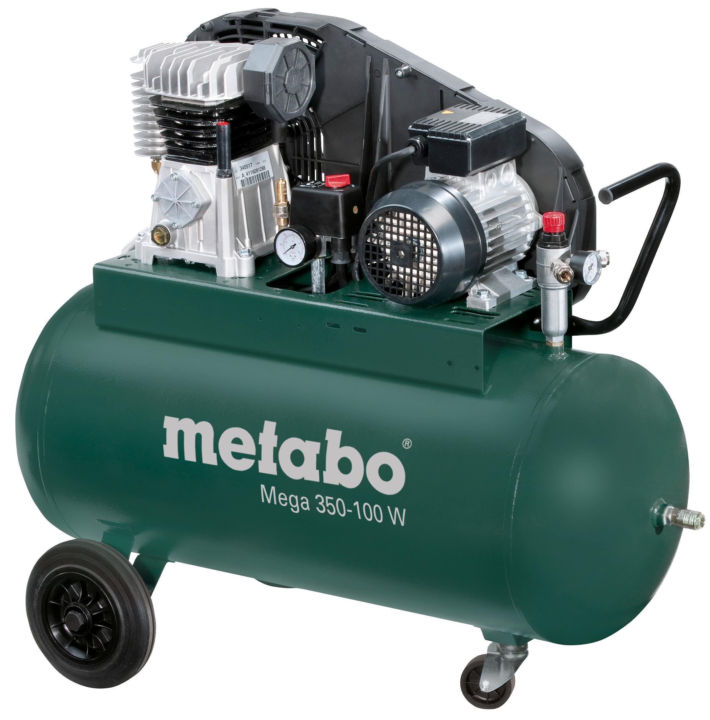 ���������� ��������� Metabo Mega 350-100 d