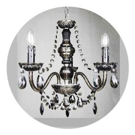 Люстра LamplandiaЛюстры<br>Назначение светильника: для гостиной,<br>Стиль светильника: классика,<br>Тип: подвесная,<br>Материал светильника: металл, пластик,<br>Материал арматуры: металл,<br>Длина (мм): 490,<br>Ширина: 490,<br>Высота: 1000,<br>Количество ламп: 3,<br>Тип лампы: накаливания,<br>Мощность: 40,<br>Патрон: Е14,<br>Цвет арматуры: хром<br>