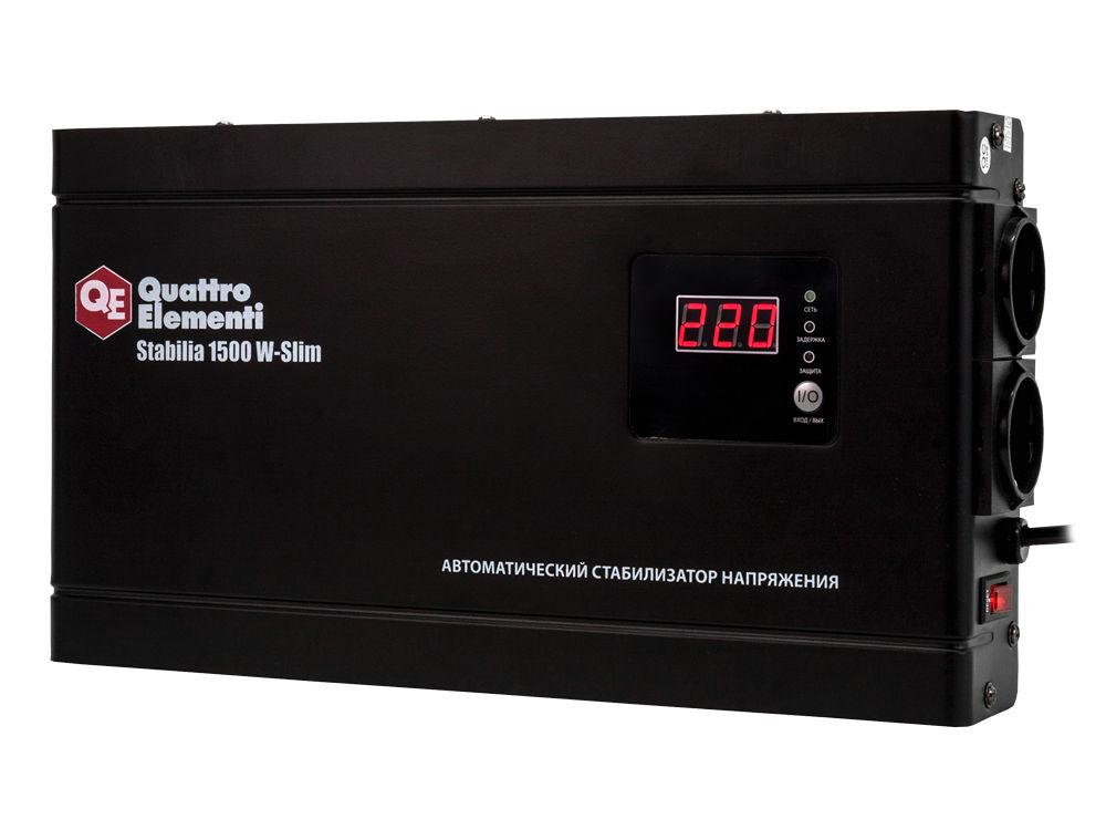Стабилизатор напряжения Quattro elementi