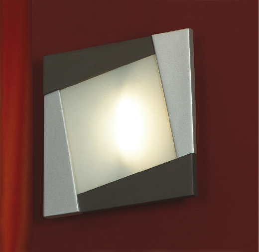 Светильник LussoleСветильники настенно-потолочные<br>Мощность: 150, Количество ламп: 1, Назначение светильника: для комнаты, Стиль светильника: модерн, Тип лампы: люминесцентная, Ширина: 290, Патрон: R7s, Цвет арматуры: коричневый<br>