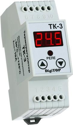 Терморегулятор Digitop