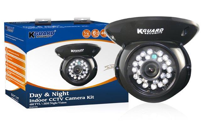 Камера видеонаблюдения Kguard от 220 Вольт