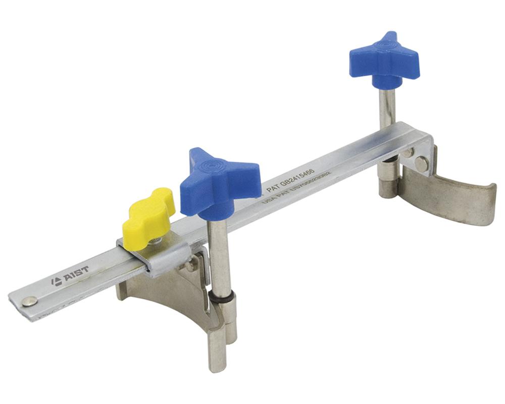 Приспособление AistИнструмент для ремонта двигателя<br>Тип: фиксатор,<br>Назначение инструмента: для фиксации шкивов<br>