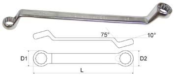 Ключ гаечный накидной 12х13 AistКлючи гаечные<br>Тип: накидной,<br>Длина (мм): 217,<br>Размер ключа минимальный: 12,<br>Размер ключа максимальный: 13<br>