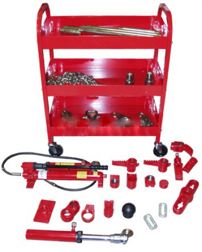 Набор для правки кузова AistОборудование для кузовного ремонта<br>Тип: набор<br>