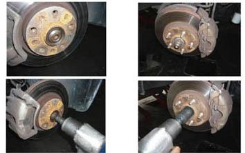 Инструмент для обслуживания колес