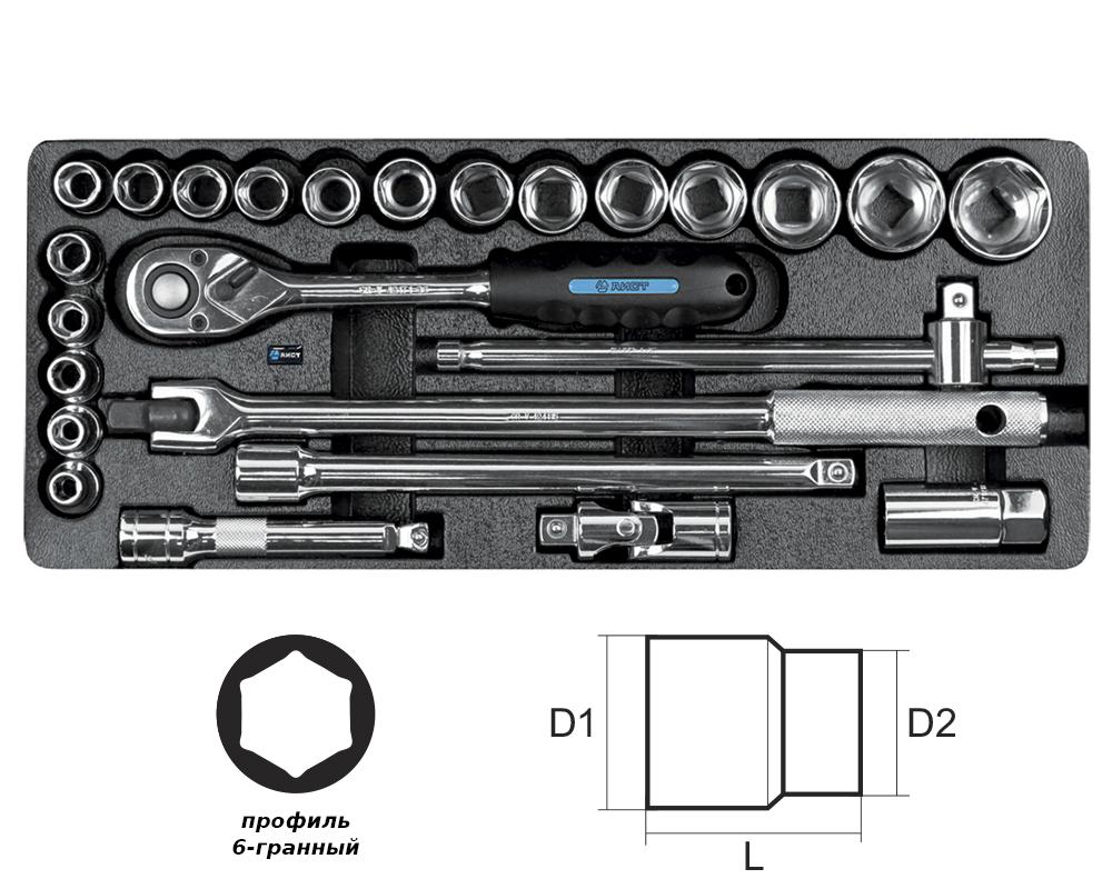 Универсальный набор инструментов Aist