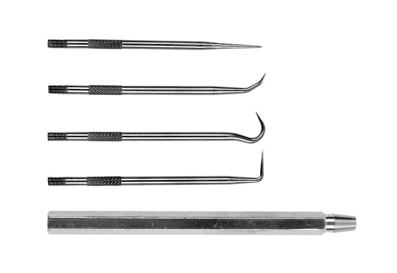 Набор крючков-захватов для демонтажа Aist