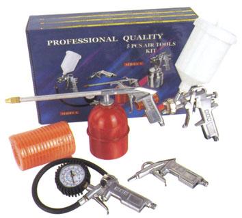 Наборы пневмоинструментов