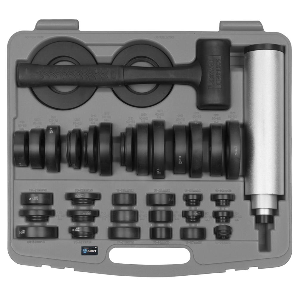 Набор AistИнструмент для монтажно-демонтажных работ (съемники)<br>Назначение съёмника: для подшипников, Набор: есть<br>