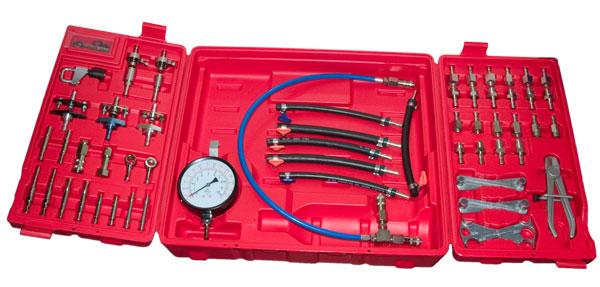 Тестер AistДиагностическое оборудование<br>Тип: тестер,<br>Назначение: для измерения давления топлива<br>