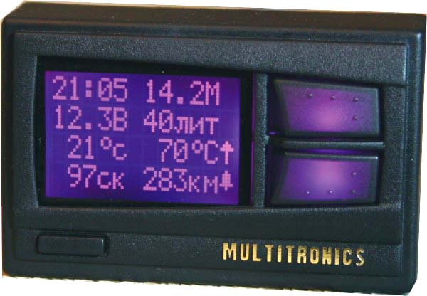 Маршрутный компьютер Multitronics Comfort x11 114