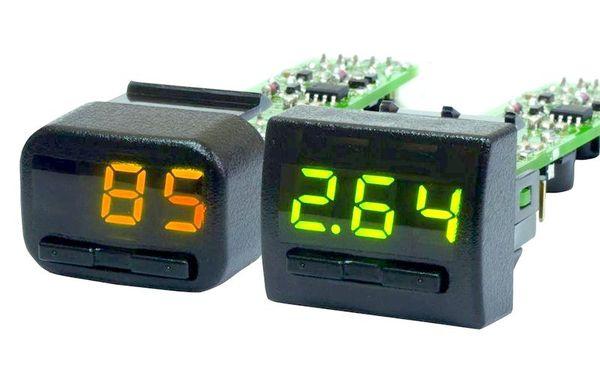 Маршрутный компьютер Multitronics Ux-7 зеленый УТ000005343