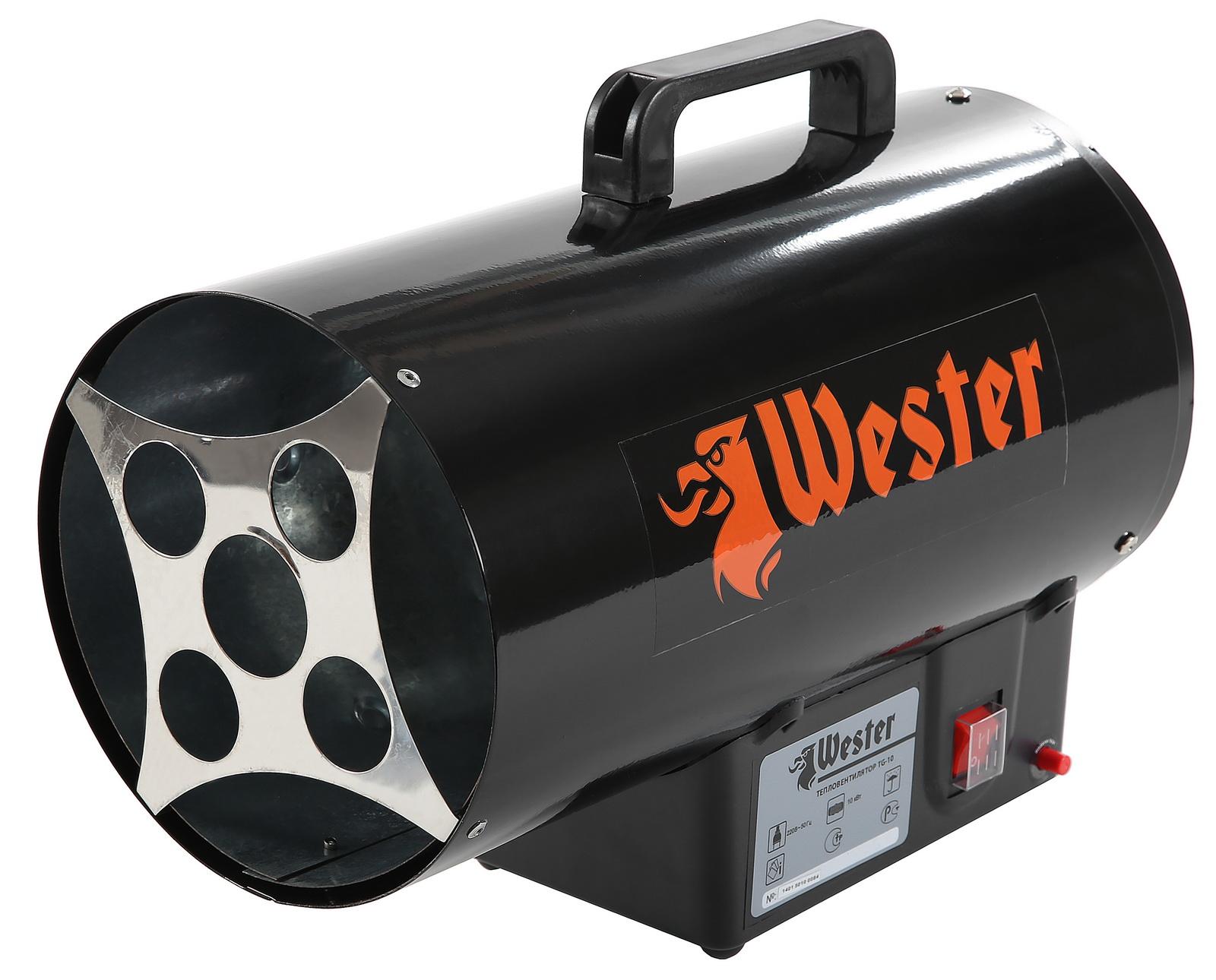 Тепловая пушка Wester