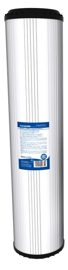 Картридж AquafilterКартриджи для водных фильтров<br>Тип фильтра для воды: картридж сменный,<br>Скорость фильтрации: 30,<br>Температура: 2-45,<br>Материал: полипропилен<br>