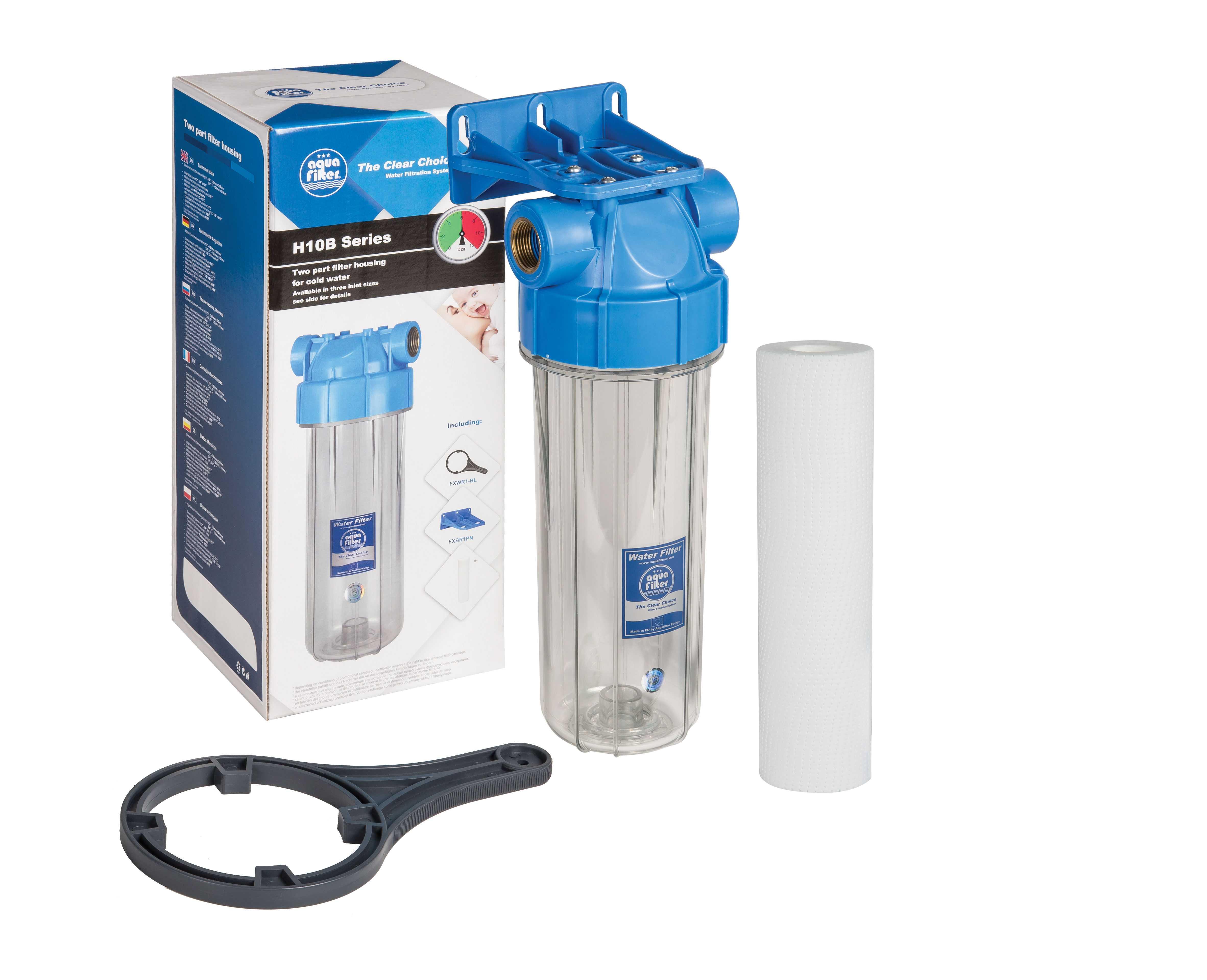 Фильтр магистральный для воды Aquafilter