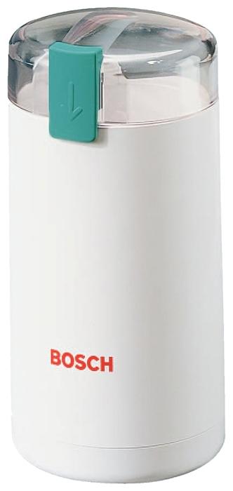 Кофемолка BoschКофемолки<br>Мощность: 180,<br>Вместимость кофемолки: 75,<br>Материал ножей: нержавеющая сталь<br>