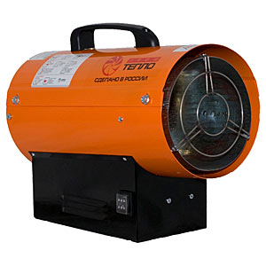 Газовая тепловая пушка ПРОФТЕПЛОТепловые пушки и нагреватели (промышленные)<br>Тип тепловой пушки: газовые,<br>Мощность: 10000,<br>Способ нагрева: прямой,<br>Мобильность: переносной,<br>Производительность (м3/ч): 300,<br>Расход топлива: 0.7,<br>Вес нетто: 5.6,<br>Напряжение: 220<br>