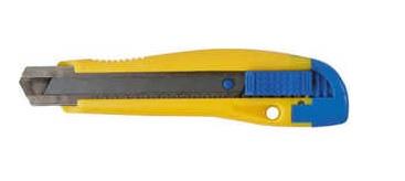 Нож строительный Fit