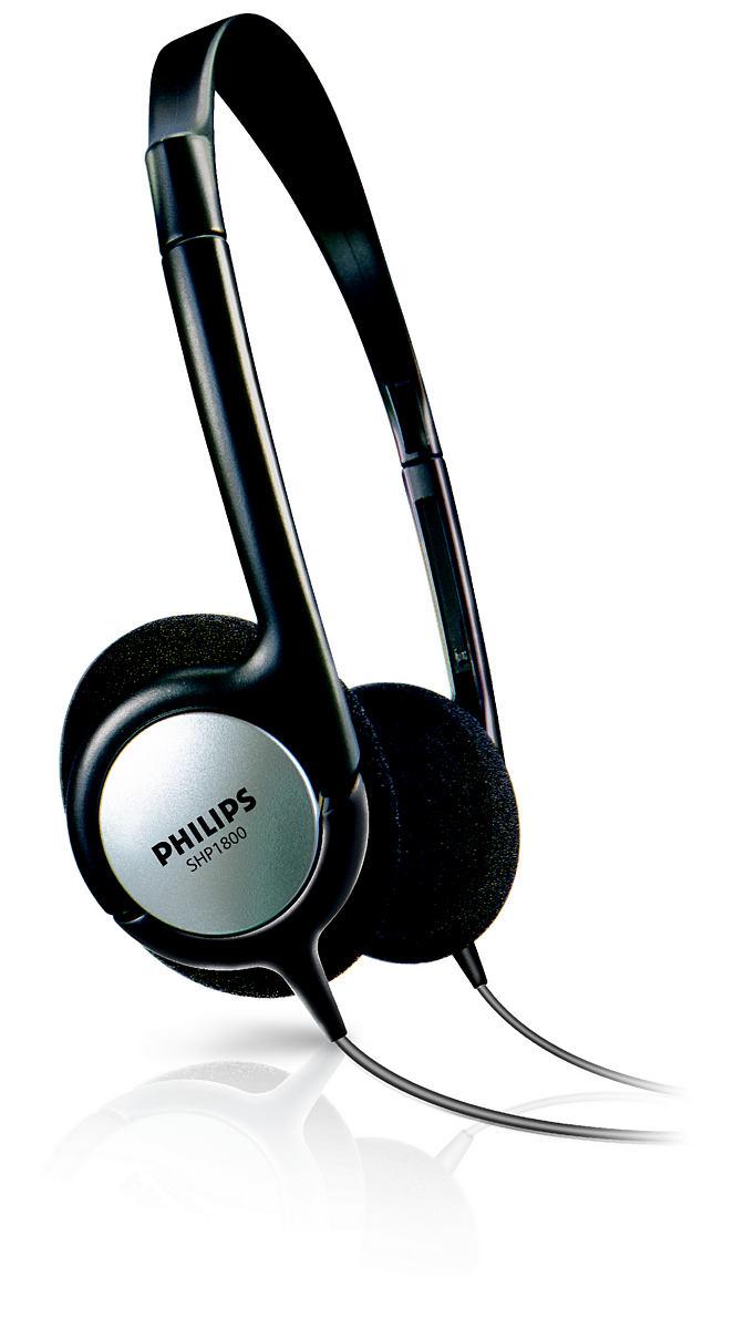 Наушники полноразмерные Philips