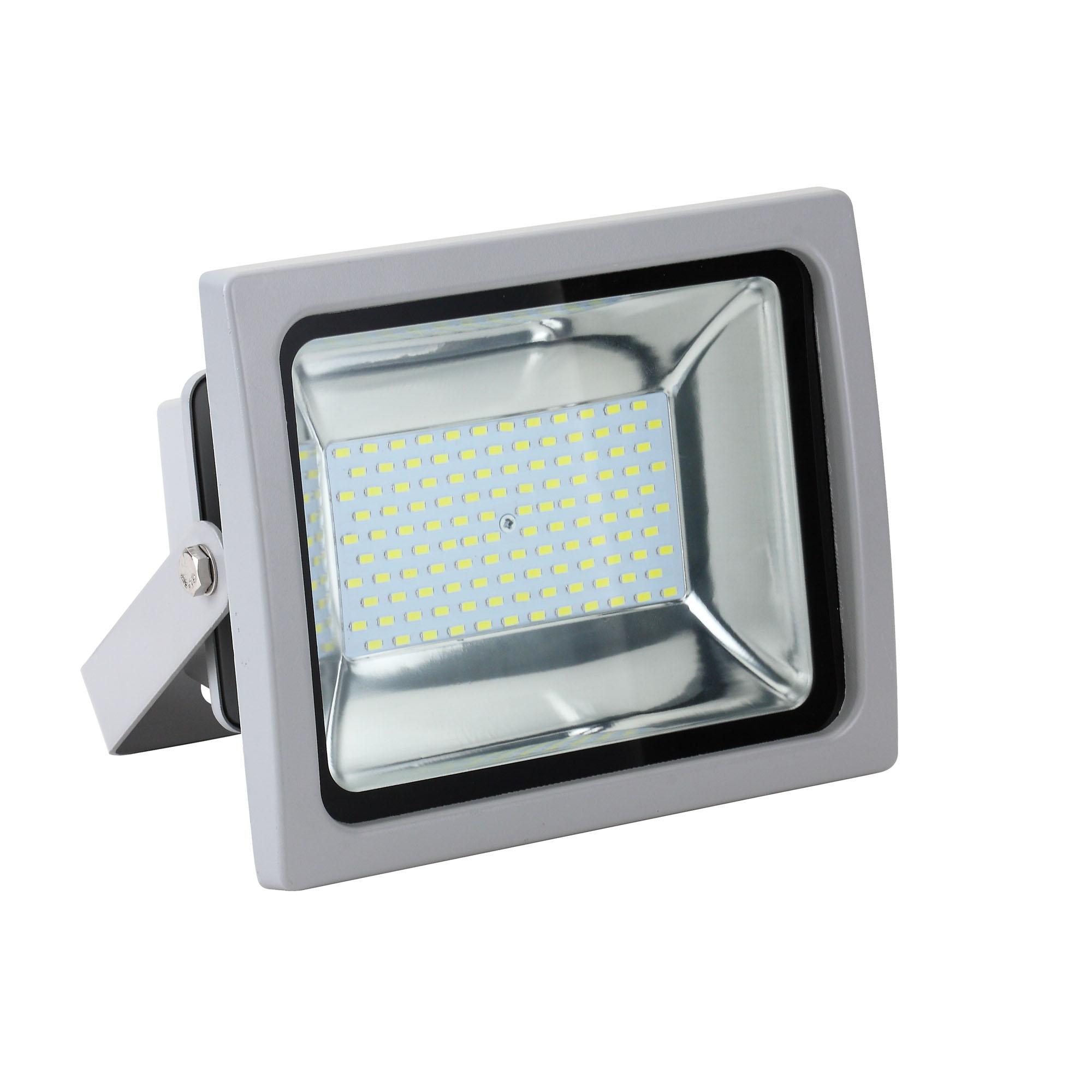 Прожектор светодиодный UnielПрожекторы<br>Мощность: 100, Ширина: 290, Длина (мм): 240, Высота: 150, Тип лампы: светодиодная, Патрон: LED, Степень защиты от пыли и влаги: IP 65, Угол обзора: 100, Тип: стационарный, Назначение прожектора: уличный, Цветовая температура: 4000<br>