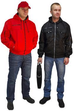 Куртка-ветровка рабочая мужская БАЛТИЙСКИЙ РЕСУРС Борей