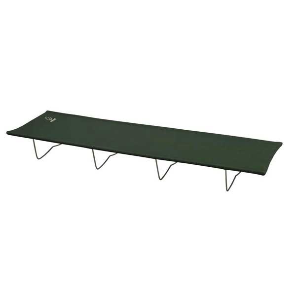 Кровать GreenellМебель для кемпинга<br>Тип: раскладушка,<br>Размеры: 1900х770х195,<br>Материал: полиэстер,<br>Максимальная нагрузка: 80,<br>Вес нетто: 4.5<br>