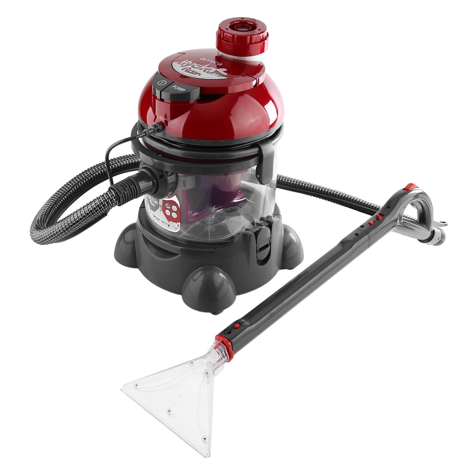 Пылесос с аквафильтром ArnicaПылесосы бытовые<br>Мощность: 2400,<br>Мощность всасывания: 330,<br>Тип пылесоса: обычный,<br>Уборка: сухая / влажная,<br>Тип пылесборника: аквафильтр,<br>Объём пылесборника: 4,<br>Фильтр тонкой очистки: есть,<br>Труба всасывания: составная,<br>Турбощетка: есть,<br>Аквафильтр: есть,<br>Насадки: щётка пол/ковёр с металлической основой; адаптер для мытья гладких поверхностей; удлиненная щелевая; для чистки текстиля, тканевых обивок мебели; для твёрдой мебели с мягким ворсом,<br>Вес нетто: 7.2<br>