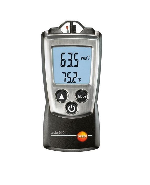 Термогигрометр Testo