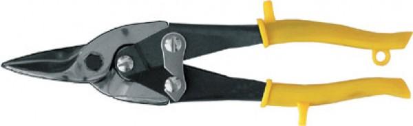 Ножницы Fit - FitНожницы ручные<br>Тип: прямые,<br>Назначение: жесть,<br>Материал губок: сталь,<br>Материал рукояток: пластик<br>