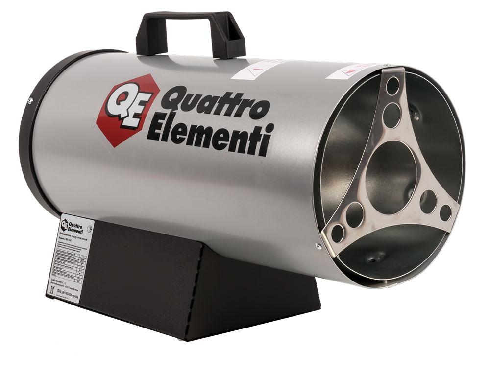 Газовая тепловая пушка Quattro elementi