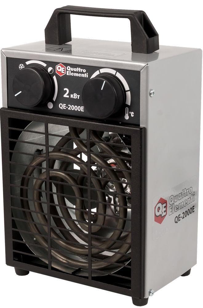 Электрическая тепловая пушка Quattro elementi