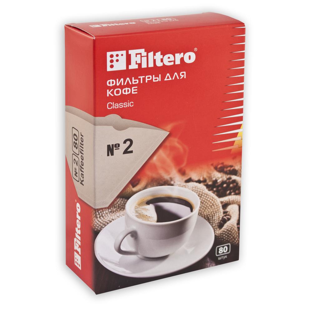 Фильтр для кофеварки Filtero