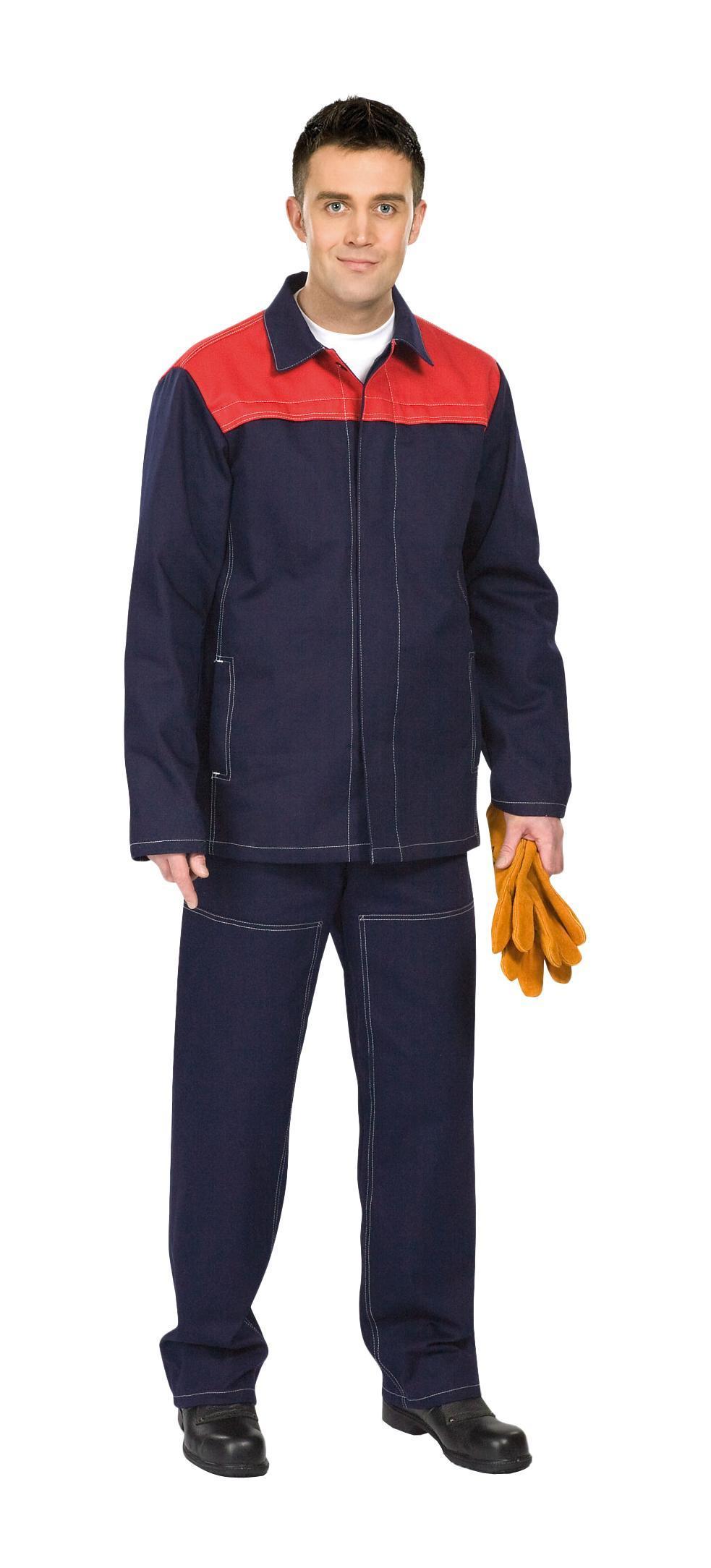 Костюм рабочий мужской летний ТЕХНОАВИАКостюмы<br>Размер: 88-92/158-164,<br>Пол: мужской,<br>Сезон: лето,<br>Материал: хлопок,<br>Плотность ткани: 335,<br>Цвет костюма: т.синий<br>
