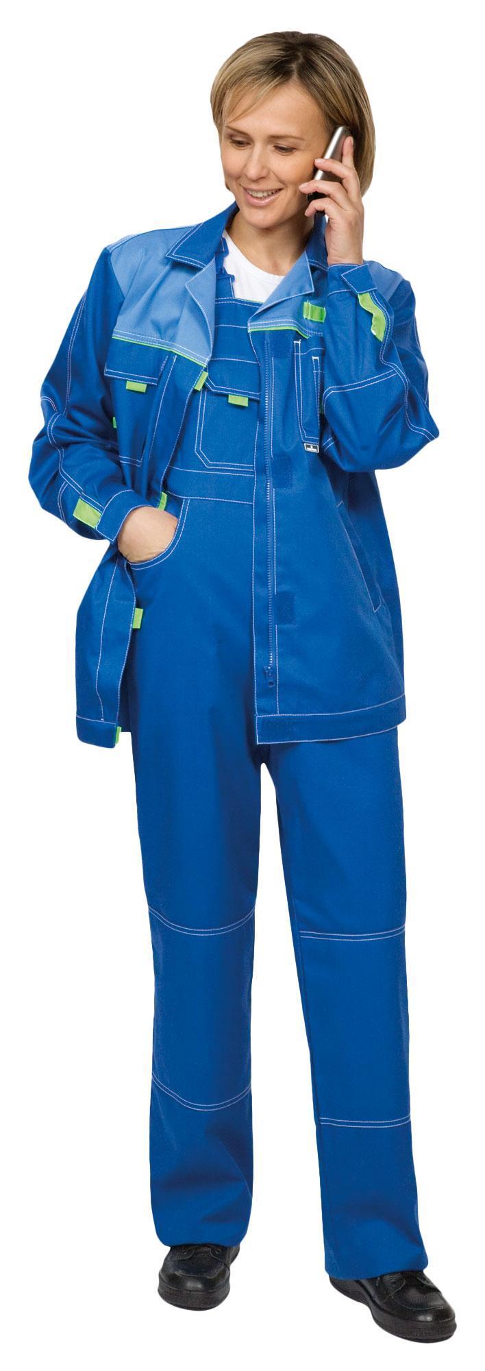 Куртка рабочая летняя ТЕХНОАВИАКуртки<br>Тип: куртка,<br>Размер: 80-84/158-164,<br>Материал: хлопок/полиэстер,<br>Пол: женский,<br>Цвет: синий,<br>Сезон: лето,<br>Плотность ткани: 245<br>