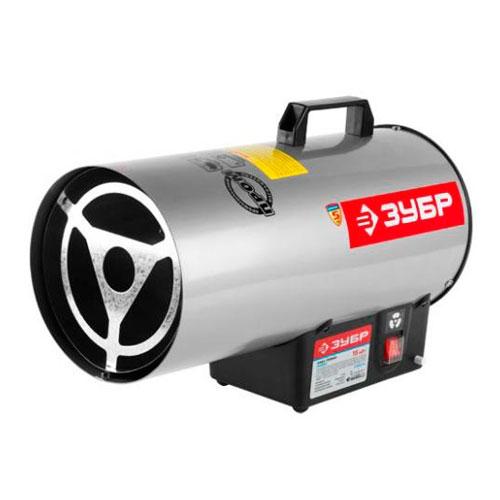 Газовая тепловая пушка ЗУБР