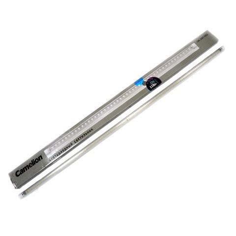 Светильник для производственных помещений CamelionСветильники офисные, промышленные<br>Назначение светильника: для производственных помещений,<br>Тип лампы: светодиодная,<br>Мощность: 5,<br>Количество ламп: 26,<br>Патрон: LED,<br>Степень защиты от пыли и влаги: IP 20,<br>Цвет: белый<br>