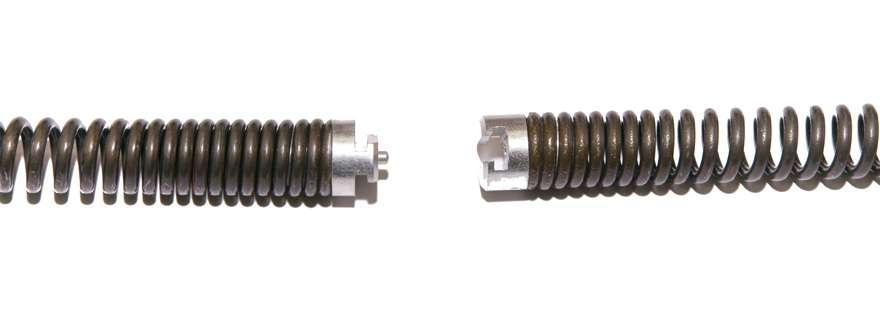 Спираль GeratПрочистное оборудование<br>Тип прочистного оборудования: трос для прочистки,<br>Макс. диаметр трубы: 150,<br>Мин. диаметр трубы: 50<br>