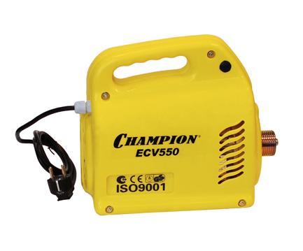 Вибратор глубинный ChampionВиброплиты и вибротрамбовки<br>Тип: глубинный вибратор,<br>Тип двигателя: электрический,<br>Мощность: 550,<br>Производитель двигателя: CHAMPION,<br>Вес нетто: 7.2<br>