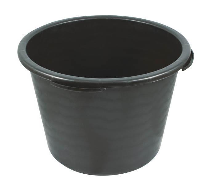 Ведро FitВедра<br>Тип: ведро,<br>Материал: пластик,<br>Покрытие корпуса: пластмасса,<br>Объем: 40,<br>Назначение: строительное,<br>Форма: круглая,<br>Цвет: черный,<br>Вес нетто: 1.34<br>