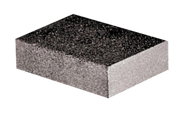 Губка шлифовальная FitБруски шлифовальные<br>Длина (мм): 100,<br>Ширина: 70,<br>Высота: 25,<br>Зернистость: 100,<br>Вес нетто: 0.03<br>