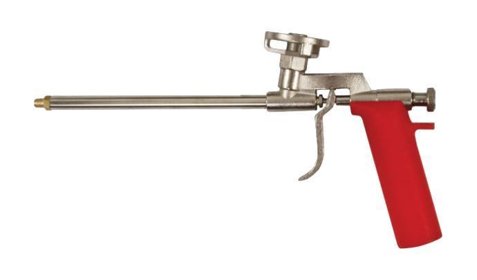 Пистолет для монтажной пены FitПистолеты для монтажной пены и герметика<br>Тип: для монтажной пены,<br>Поставляется в: коробке<br>