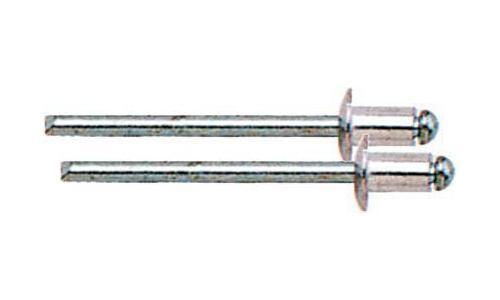 Заклепка Fit - FitЗаклепки<br>Длина (мм): 18,<br>Диаметр: 4.8,<br>Назначение: Скрепление материалов<br>