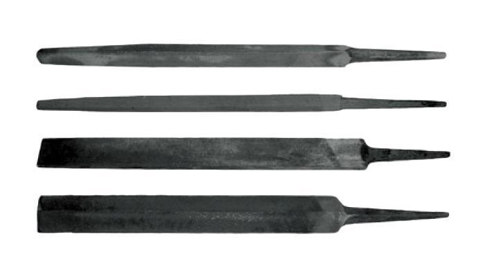 Напильник по металлу FitНапильники<br>Материал: металл,<br>Форма напильника: трехгранный,<br>Длина (мм): 150<br>
