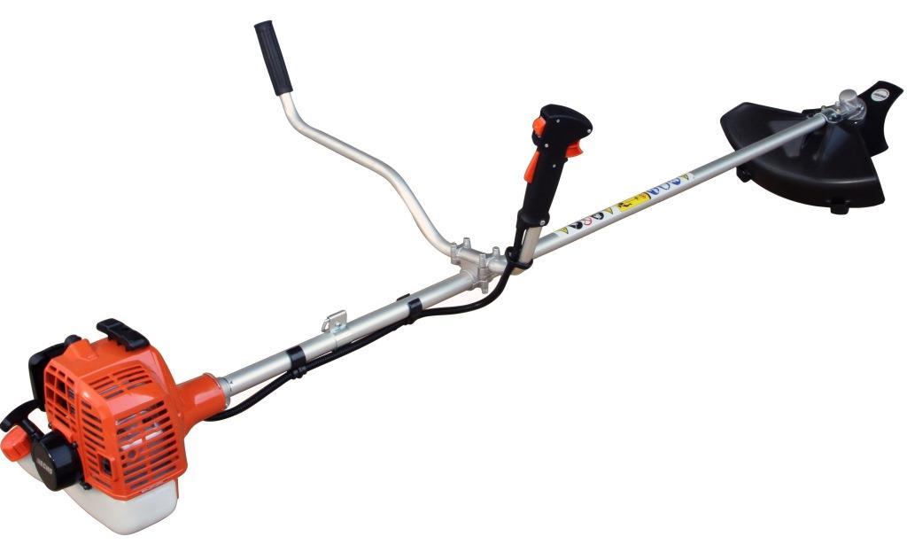 Бензиновый триммер EchoМотокосы (бензотриммеры)<br>Тип триммера: бензиновый, Мощность (лс): 0.9, Двигатель: 2-х тактный, Рабочий объем: 21.2, Бак: 0.44, Ширина обработки: 230, Штанга: прямая, Форма ручки: велосипедная, Тип режущего инструмента: нож, Легкий запуск: есть, Страна происхождения: Япония<br>