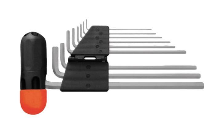 Набор торцевых ключей-звездочка torx Fit