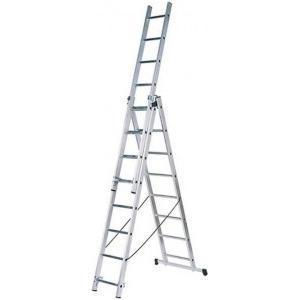 Лестница алюминиевая Fit