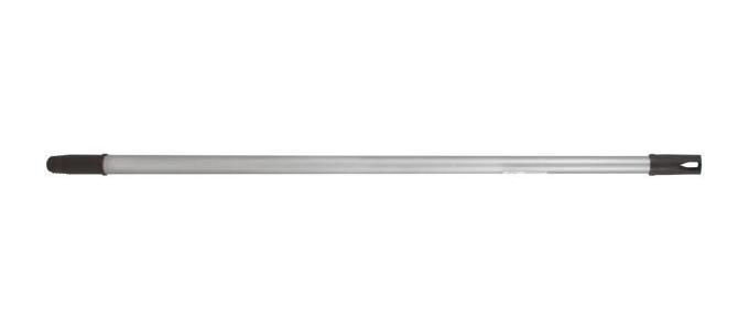 Ручка FitУборочный инвентарь<br>Тип инвентаря: ручка для швабры,<br>Длина (мм): 1450,<br>Материал: алюминий, пластик,<br>Вес нетто: 0.2<br>